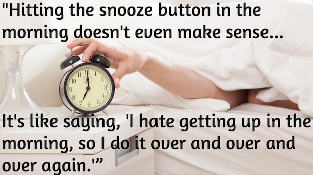 The insanity of the snooze button-min